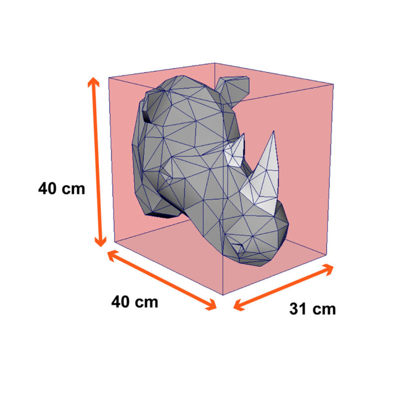 tamanho rinoceronte