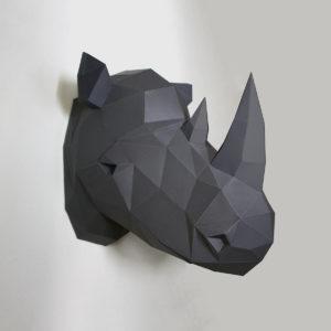 Rinoceronte cinza