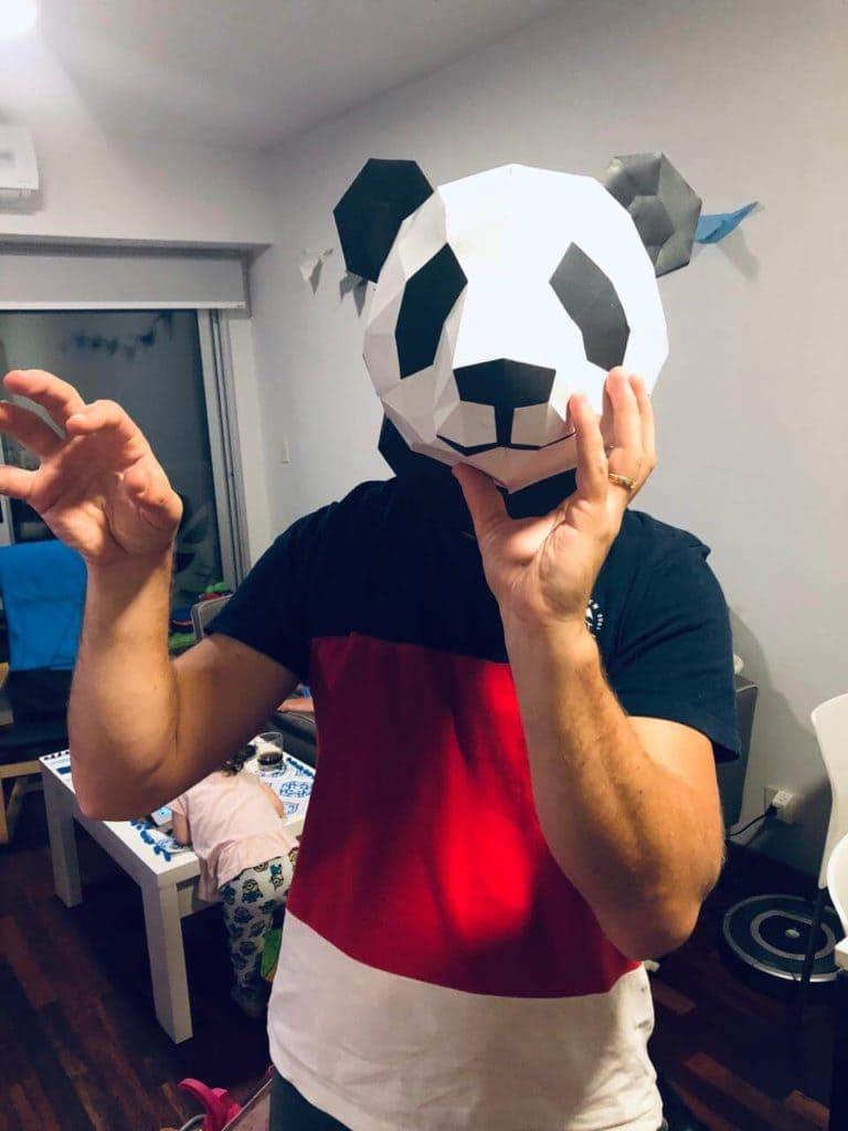 panda da alfonsina foto 3