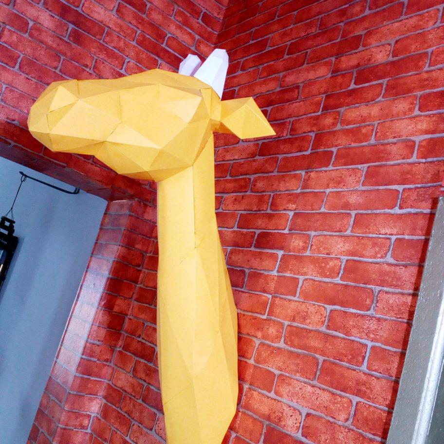 Girafa daniel