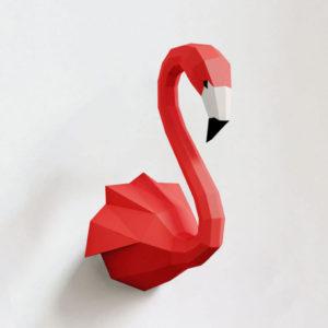 Flamingo vermelho