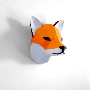 Cabeça de raposa